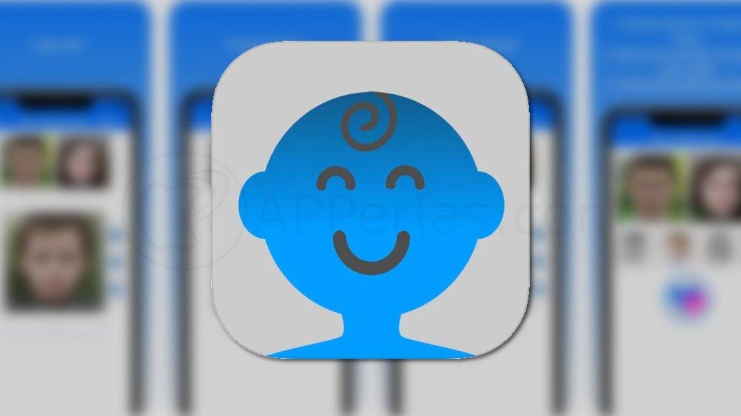 Consigue una foto de cómo serán tus hijos con esta app