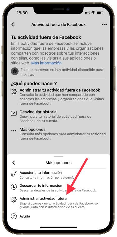 Facebook nos espía 3