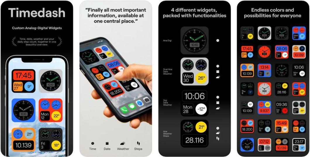 Muy buenos Widgets para tu iPhone