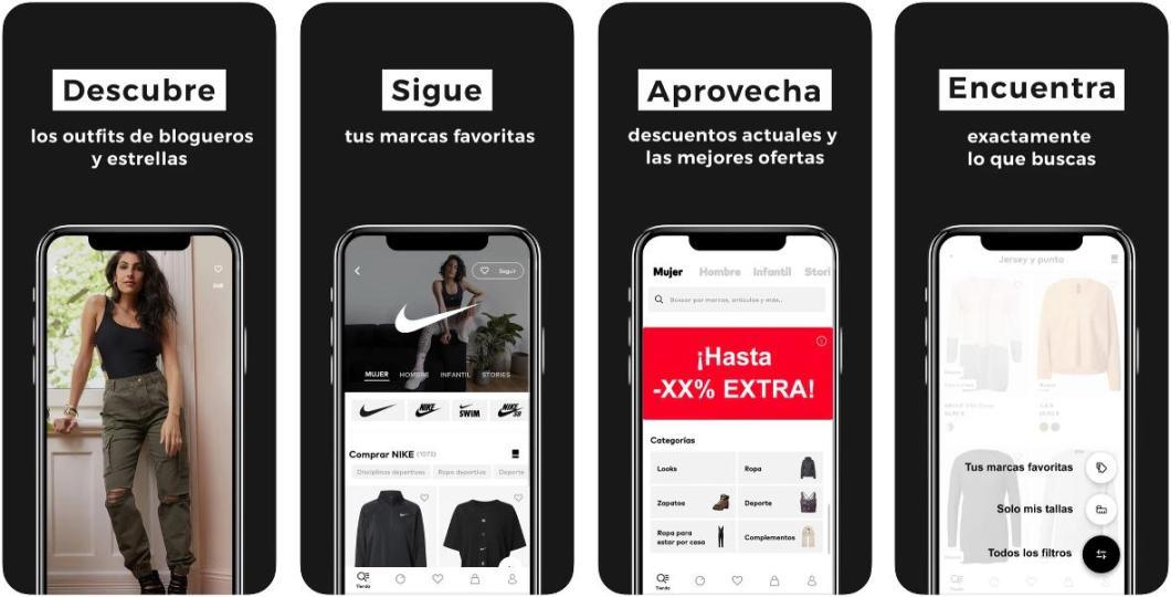 App de compras ABOUT YOU Fashion