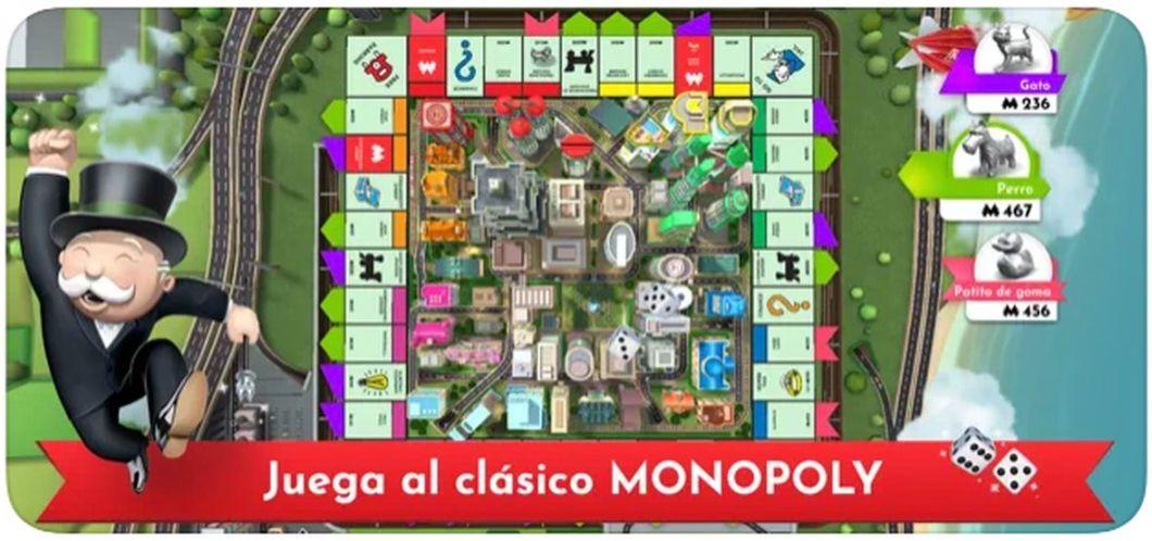 Monopoly para iPhone y iPad