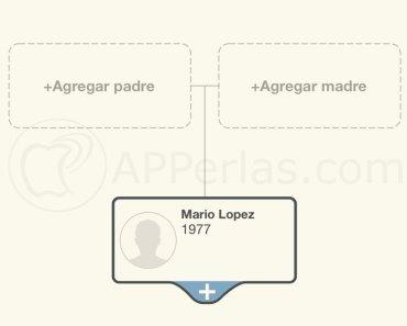 App para hacer un árbol genealógico y restaurar fotos antiguas desde el iPhone