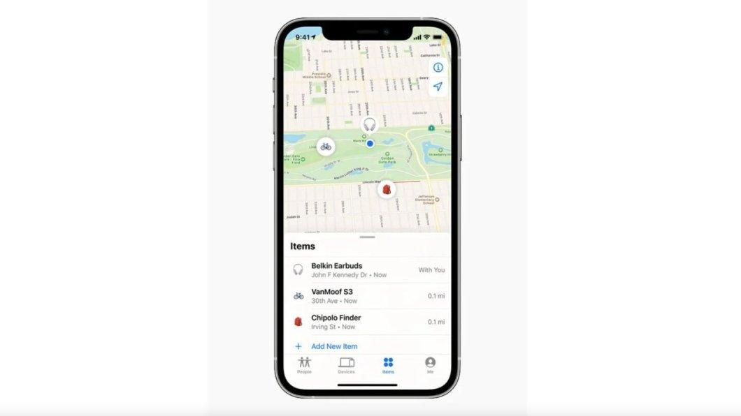 Encuentra productos de terceros en la app Buscar