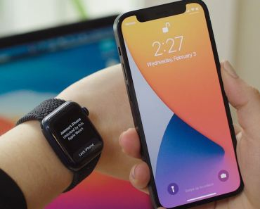 Cómo desbloquear el iPhone con el Apple Watch, llevando mascarilla
