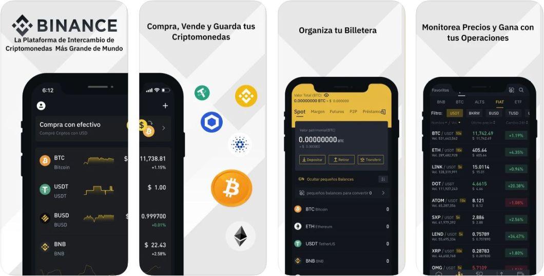 App para comprar Bitcoin