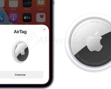 Cómo restaurar, cambiar la pila y configurar el AirTag