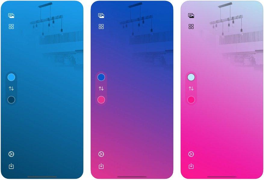 App de Wallpapers para Homekit