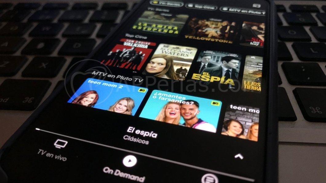 App para ver películas y series gratis