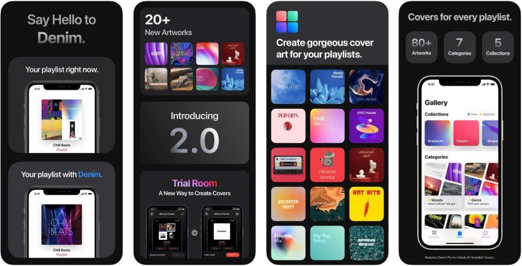 Denim app