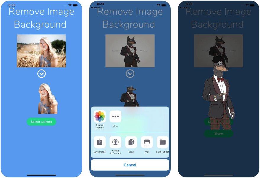 Background Eraser - AI Remove