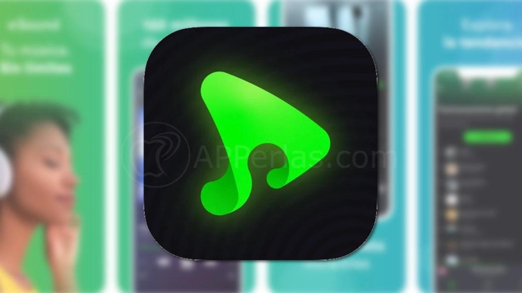 eSound una interesante app de música para iPhone