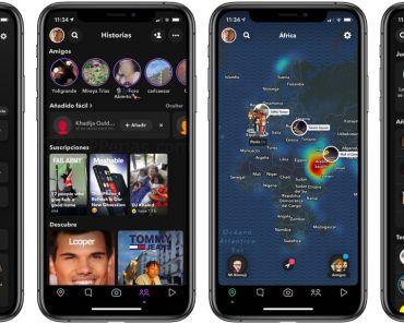 Cómo activar el modo oscuro en Snapchat para iPhone