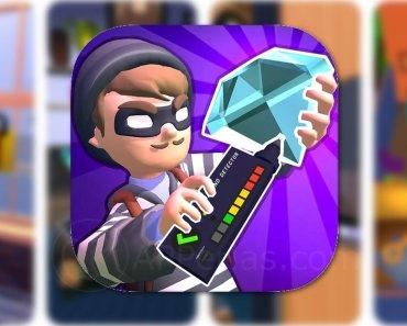 Adictivo juego de ladrones para iPhone. Roba sin hacer saltar las alarmas