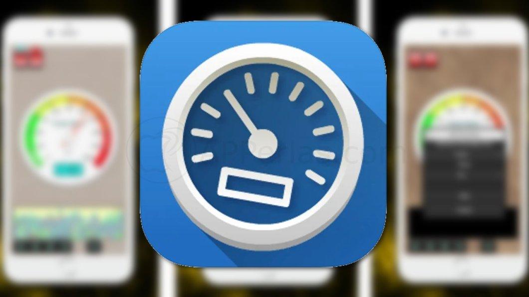 Detector de metales para iPhone