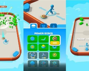 Juego de Hockey para iPhone y iPad muy divertido y especial