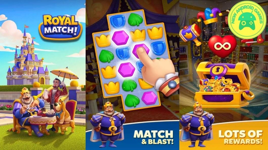 Royal Match para iPhone
