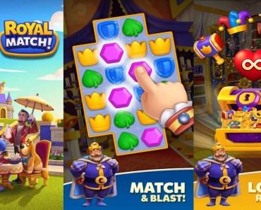 Royal Match para iPhone. Un Candy Crush con toques de Gardenscapes