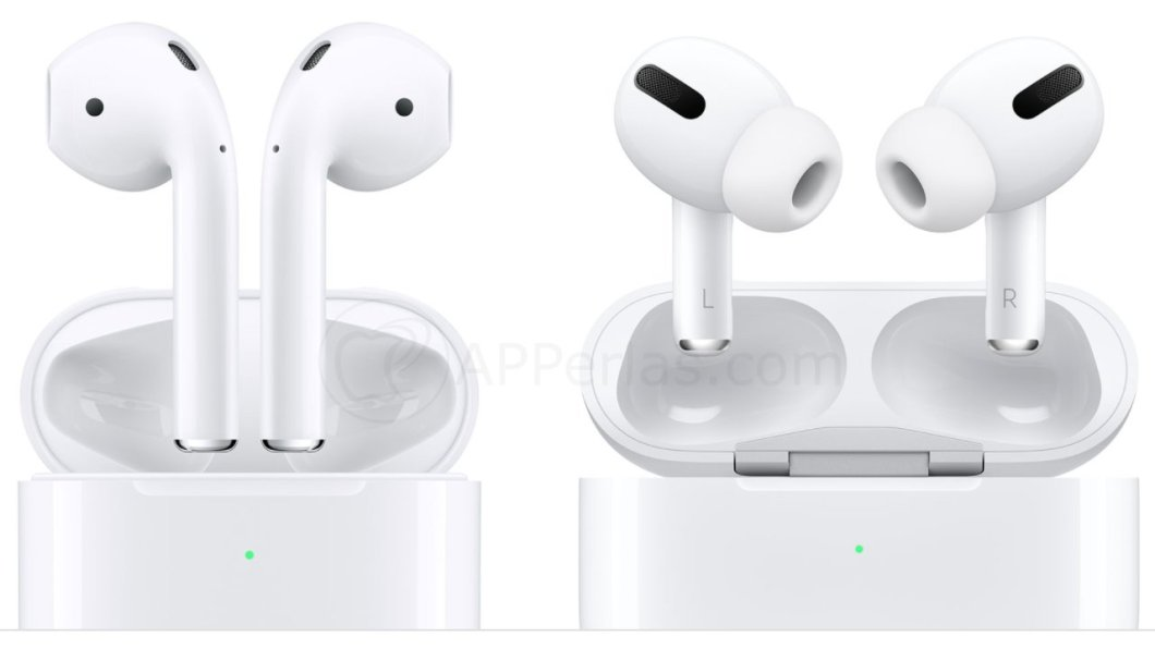 Airpods 2 y PRO