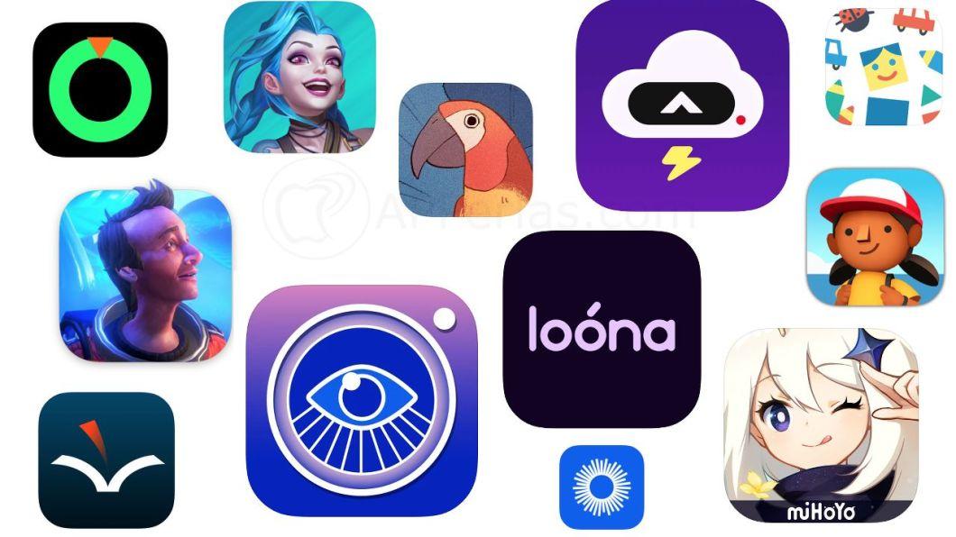 Apps ganadoras del Apple Design Awards 2021