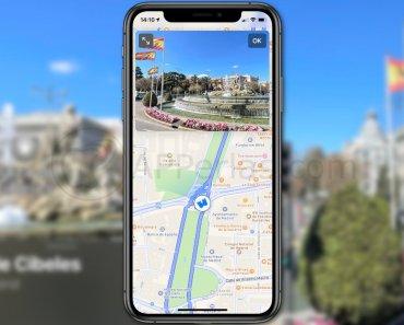 Look Around, el Street View de Apple, ya disponible en España