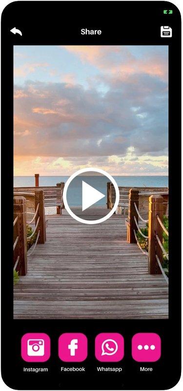 Interfaz de InstDown Video