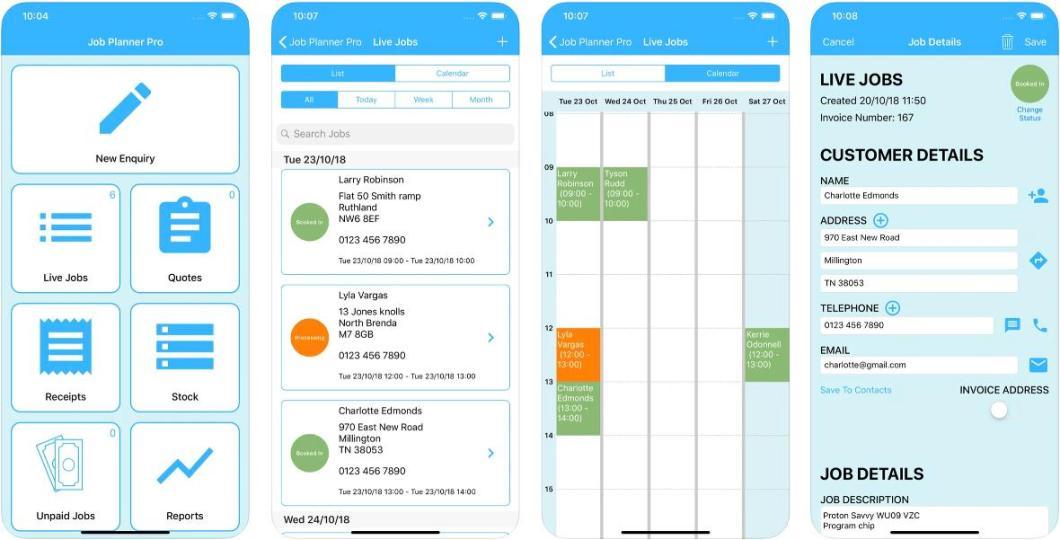 Job Planner Pro