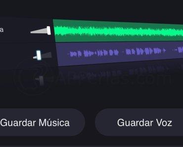 Cómo separar la voz de la música en cualquier canción