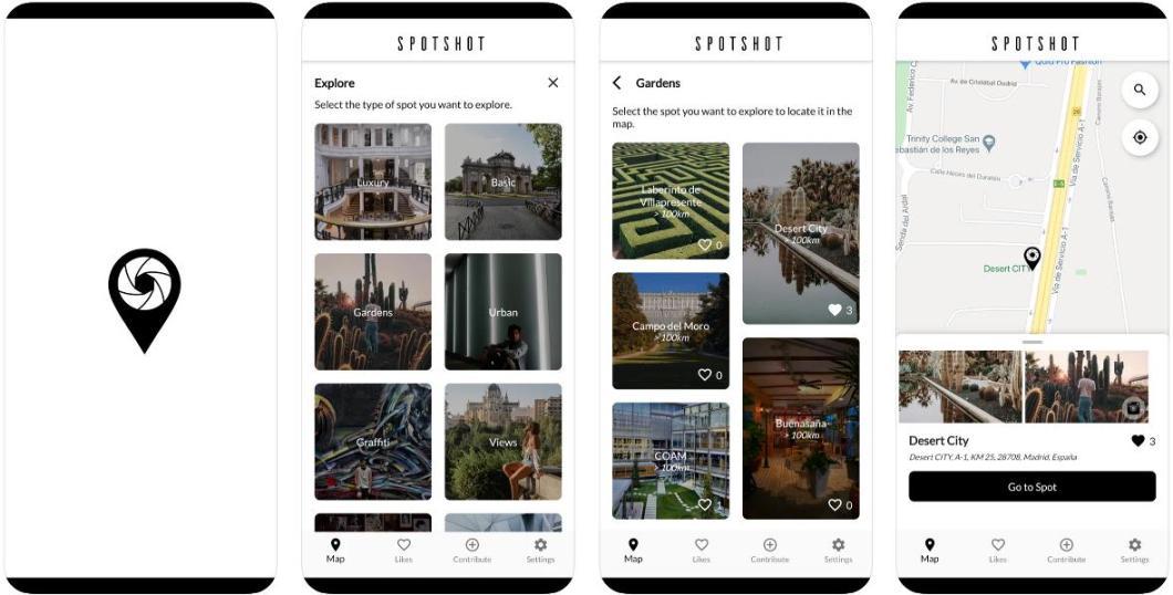Spotshot App