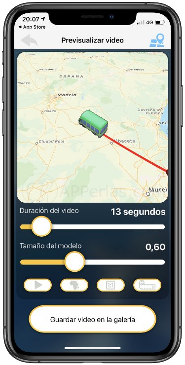 TravelBoast app ios