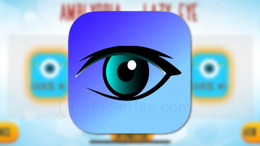 App para realizar ejercicios para el ojo vago