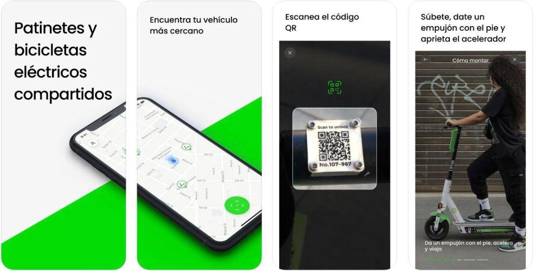 App Lime para iPhone