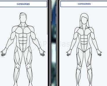 Ejercicios para muscular cualquier parte del cuerpo