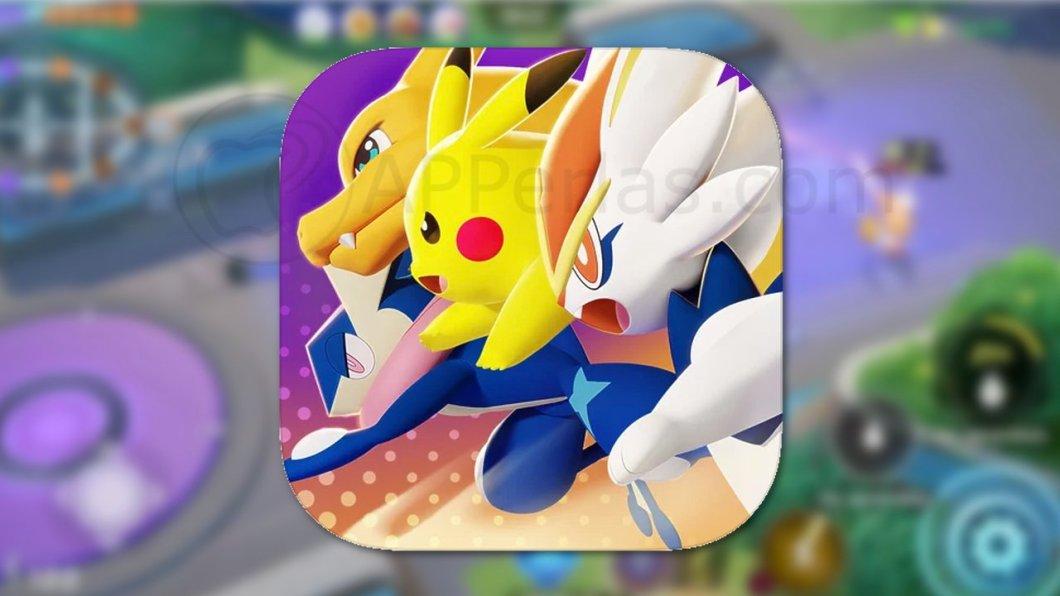MOBA Pokemon UNITE