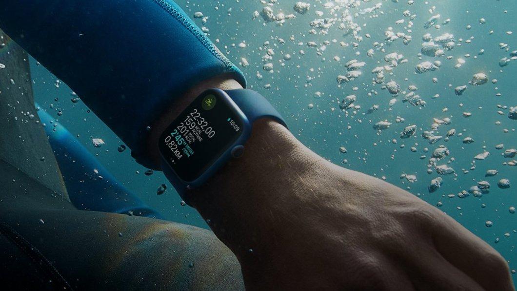 Apple Watch Series 7 (imagen: Apple.com)