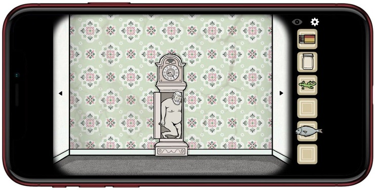 juego de misterio iphone 3