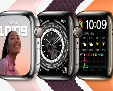Diferencias entre el Apple Watch Series 7 y el Series 6