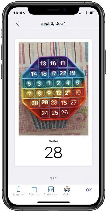 App para contar rápido