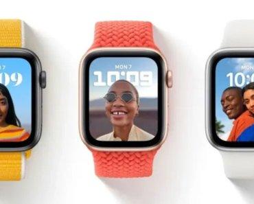 Cómo configurar la esfera retratos del Apple Watch