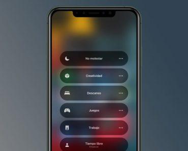 Cómo configurar los modos de concentración en el iPhone