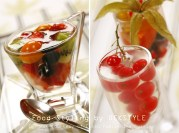 edible mixology [ribes]... food styling notes by ockstyle