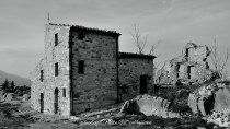 Resti delle abitazioni nella parte antica di Gessopalena (Chieti) | photo: ©MateldaCodagnone