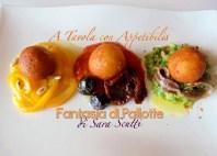 """Stuzzicante """"Fantasia di Pallotte"""" ©SaraScutti"""