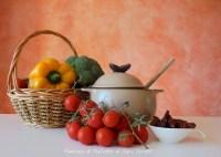 Ingredienti per le tre salse... ©SaraScutti
