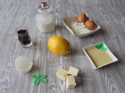 Ingredients... :: Cream Peach Cookies | Recipe and Photo ©SaraScutti