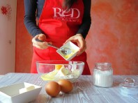 Hands-on... :: Cream Peach Cookies | Recipe and Photo ©SaraScutti