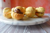 That's about the right quantity of cream... :: Cream Peach Cookies | Recipe and Photo ©SaraScutti