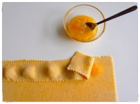 Here come ravioli... | Recipe and Photo ©SaraScutti