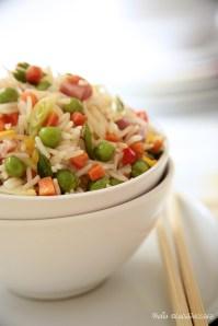 My take on Cantonese Fried Rice... :: Recipe and Styling: Orsola Ciriello Kogan | Photo ©LuciaZeccara