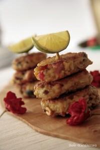 Fried Rice Patties :: Recipe and Styling: Orsola Ciriello Kogan | Photo ©LuciaZeccara