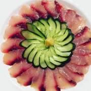 Sashimi de Lisa